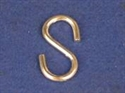 Picture of Support - S Hook - 40mm - Zinc Plated - Packs