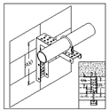 Picture of Right Angle Support Bracket Kits